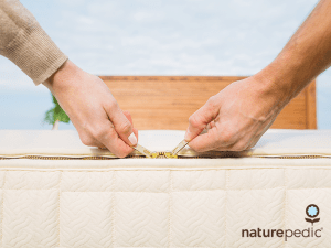 naturepedic eos organic mattress