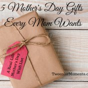mother's day gifts every mom wants