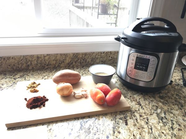 chicken quinoa chili instant pot