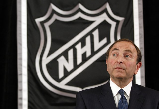 NHL Commissioner: World Cup Start Of Bigger International Presence