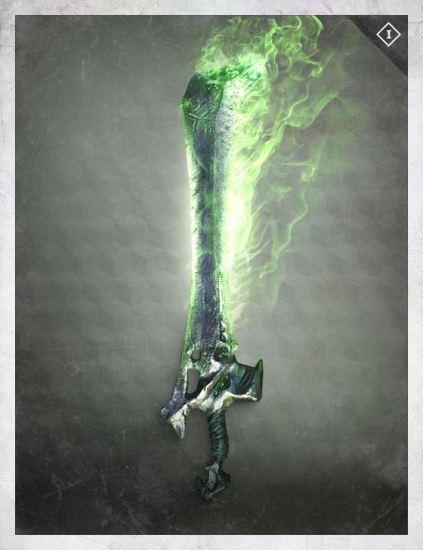 Hive Sword 1 Destiny TTK The Taken King Hive Oryx Auryx Aurash