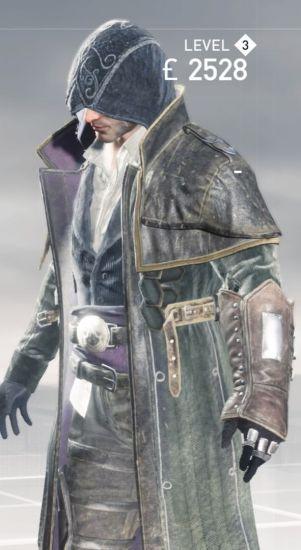 blackguard's suit