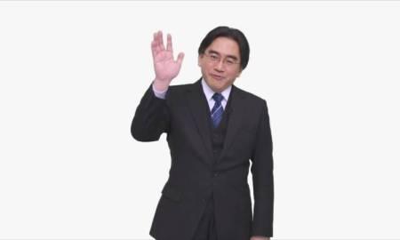 Satoru Iwata - wave