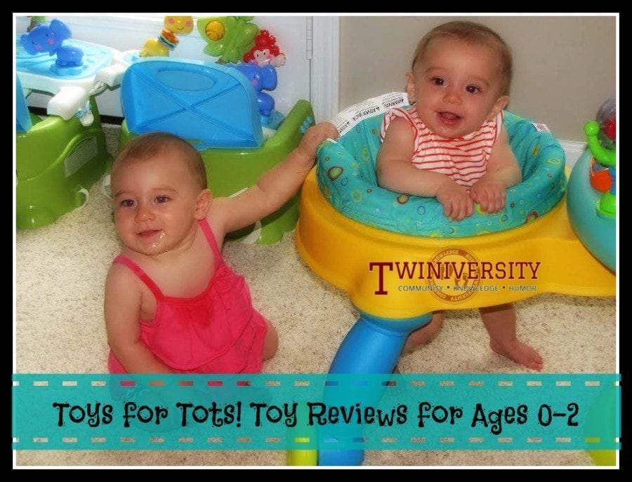 Toys For 0 2 Years : Toys for tots toy reviews ages twiniversity