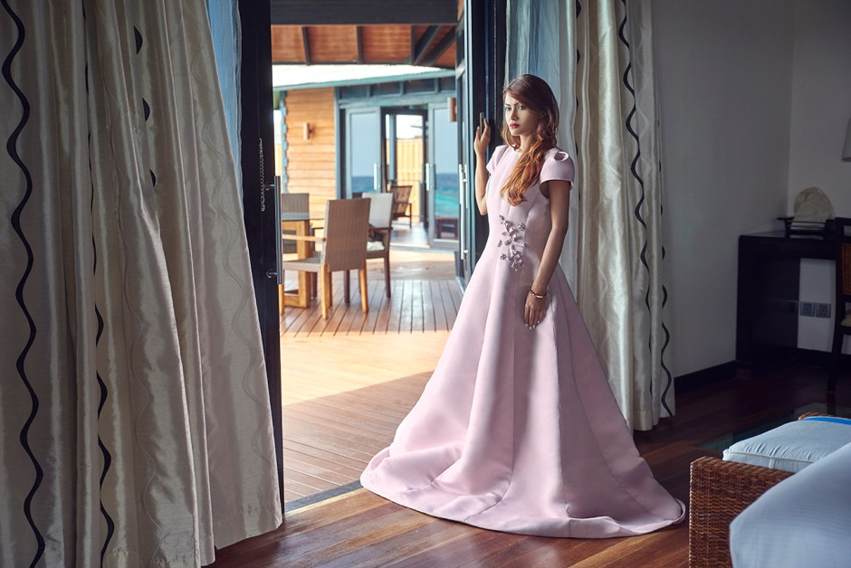 Maldivian-princess