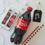 """Express your selfie with """"Share a Coke and a Song"""" Coca-Cola™ bottles"""