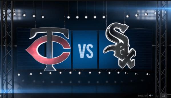 Twins vs White Sox - May 22nd, 2015