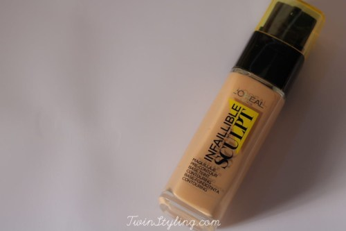 infallible sculpt l'oreal