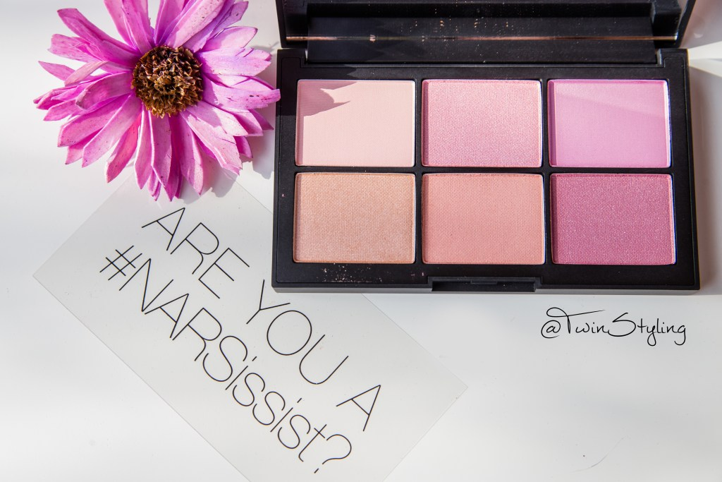 L'Unfiltered II cheek palette nars  conquest, undefeated, power play, hot sand, fame, candid, narsisist, nars, blush, palette, cheek, edizione limitata, make-up, beauty,