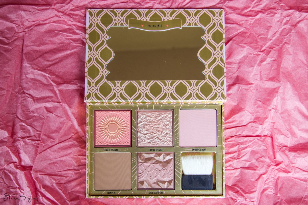 Review: Blush Bar - Benefit Cosmetics.