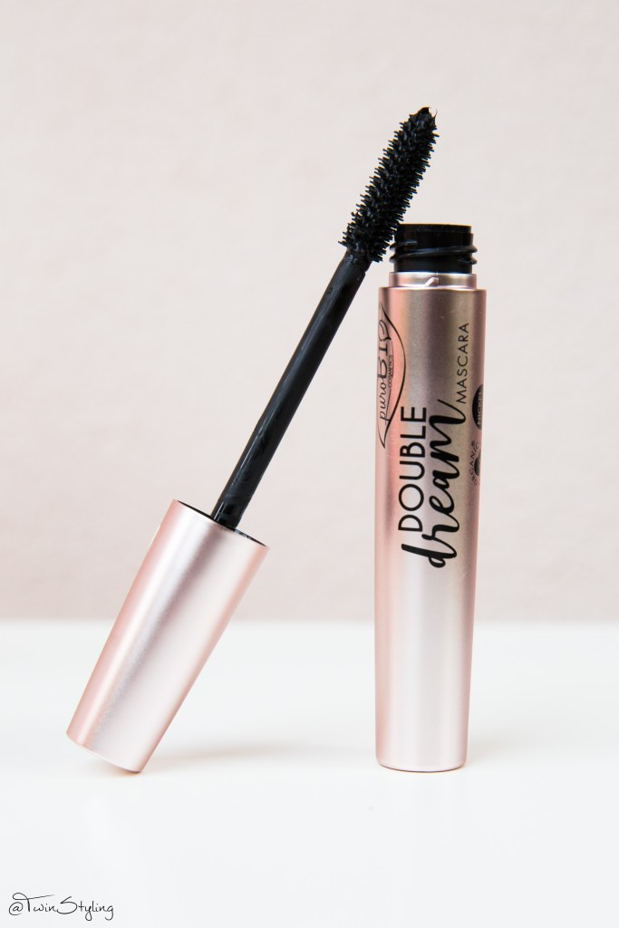 Double dream mascara - PuroBIO Cosmetics.