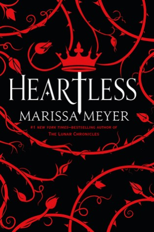 REVIEW: heartless, by marissa meyer