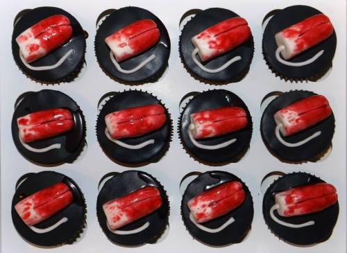 tampon cupcakes