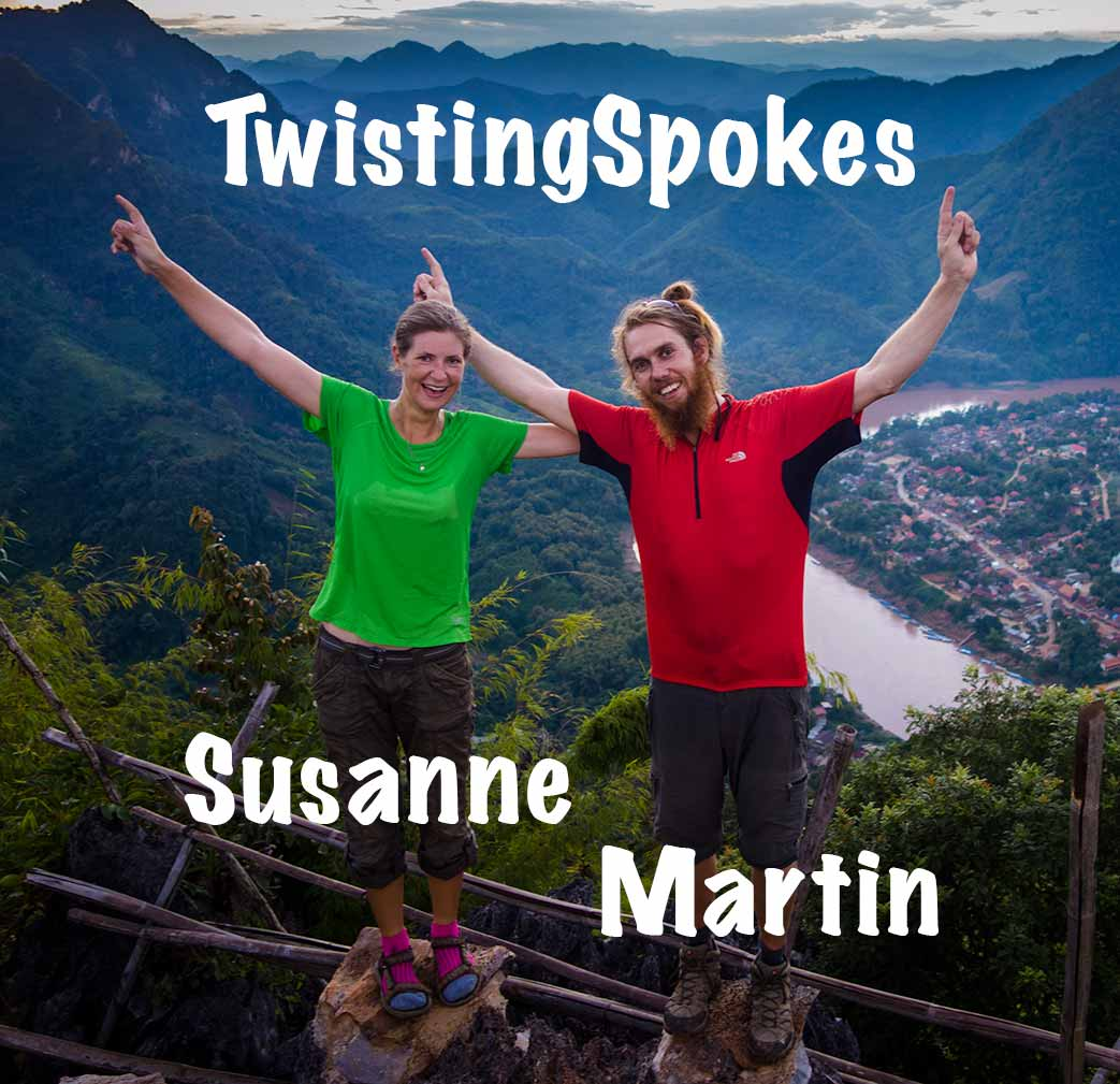 About Martin & Susanne