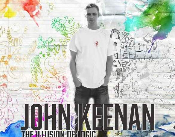 "John Keenan's album ""The Illusion of Logic"