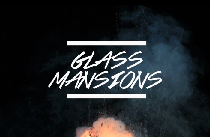 """Glass Mansions released their debut music video """"Matches"""""""