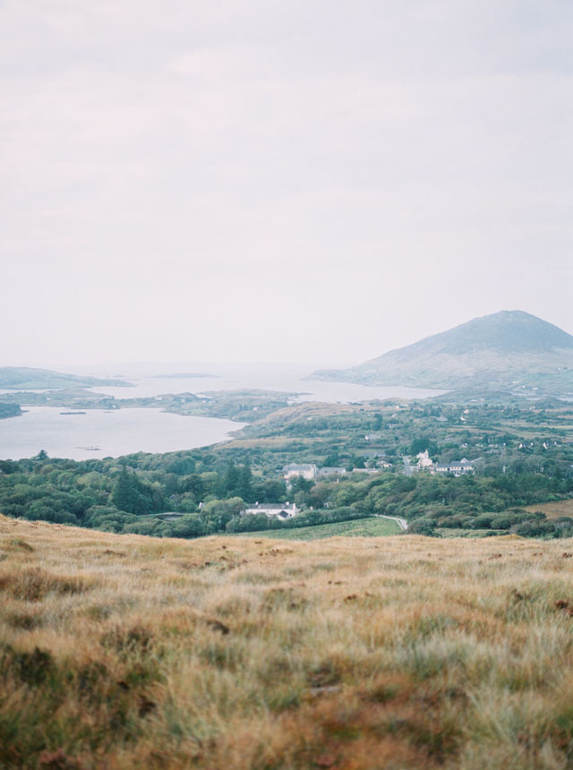 ireland connemara film photography