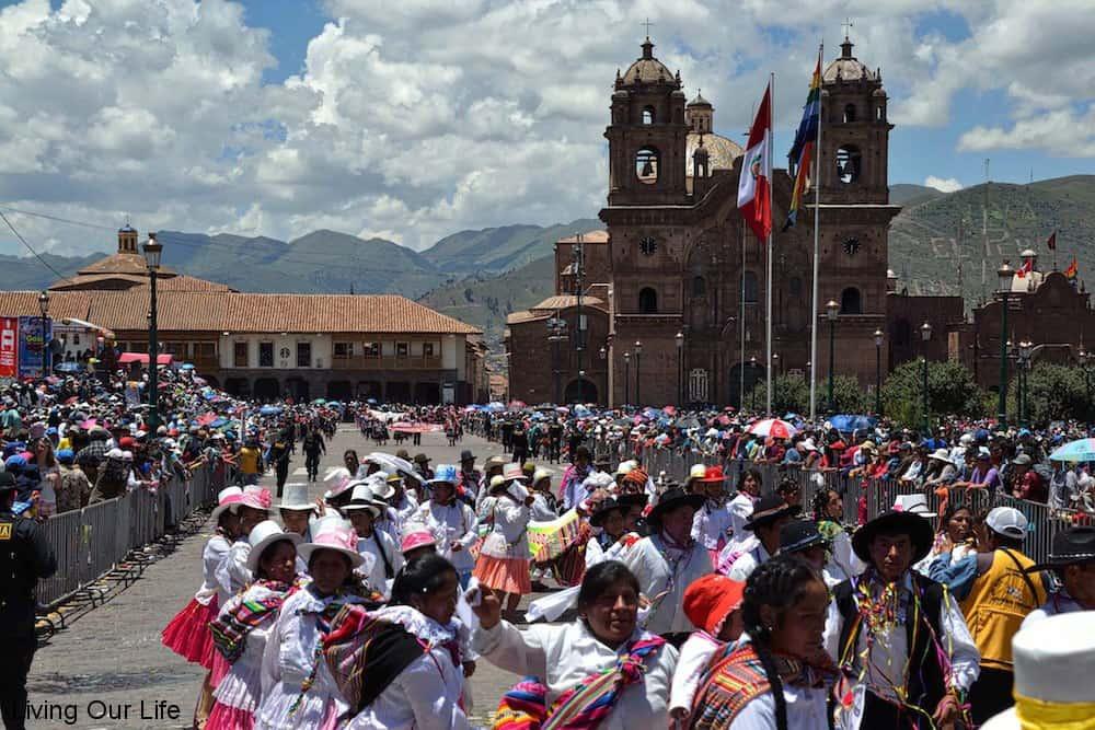 20140302 Cusco Plaza de Armas