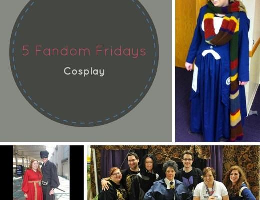 5 Fandom Fridays