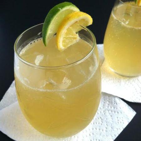 Lemon Lime Spritzer
