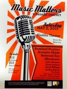 Music Matters Benefit Concert