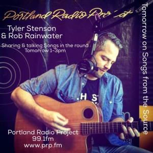 tyler stenson songs from the source on prp