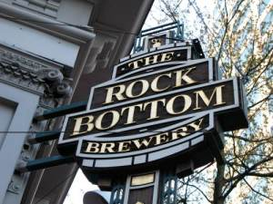 Rock Bottom brewery portland