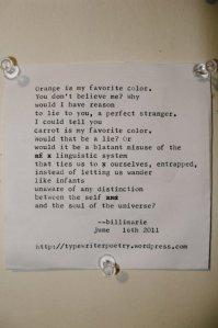 """ORANGE CARROTS"" by billimarie"