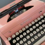 Day 25: Featured Typewriter Poetry (National Poetry Month)
