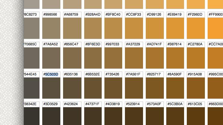 hues hub colors