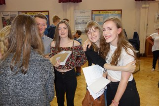 The class of 2016 celebrate record results