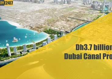 Dubai Canal Project – Dubai Creek Linked with Arabian Gulf