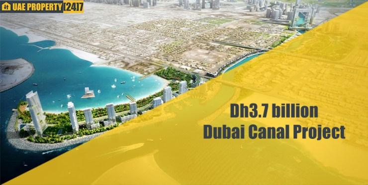 dubai-canal-project-dubai-creek-linked-with-arabian-gulf