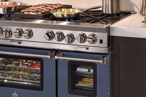 New BlueStar Gas Ranges