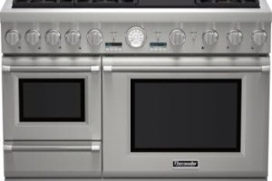 Thermador Star Burner, Freedom Induction Cooktop,and Pro-Grand Range
