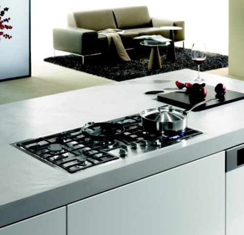 New Miele Cooktop