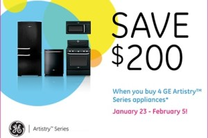 Appliance Manufacturer Rebates and Offers