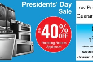 President's Day Savings on Maytag at UAKC
