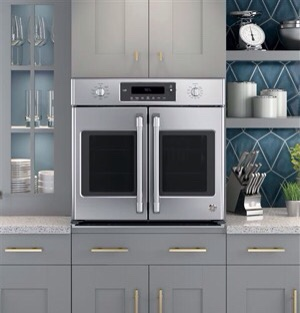 Universal appliance and kitchen center blog new trend for High end wall ovens