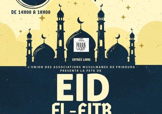 Affiche Eid el-Fitr 2019