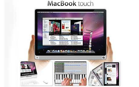 mactouch iTablet