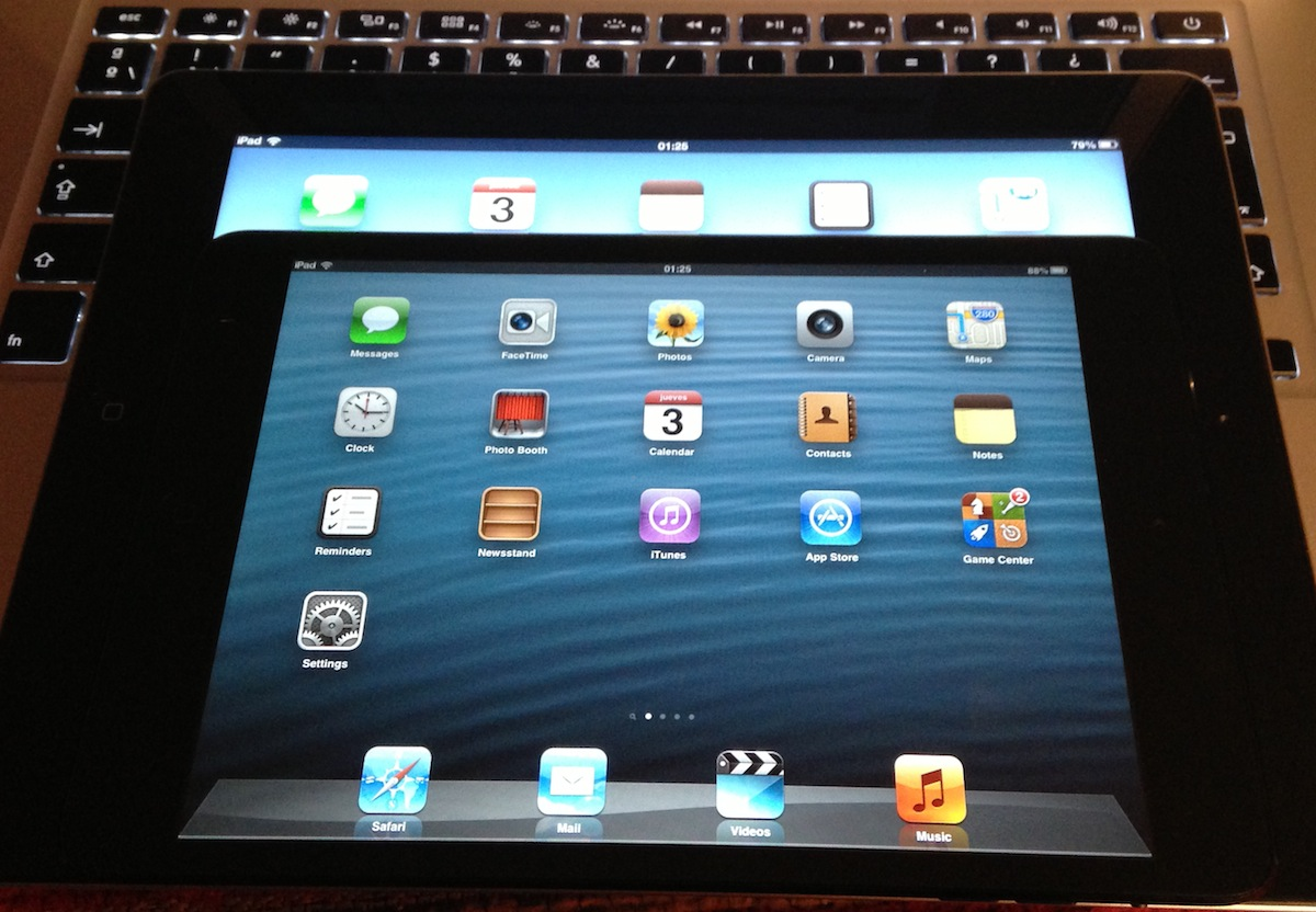 aplicaciones para ipad mini y ipad