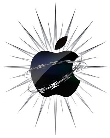 apple evil falta de seguridad