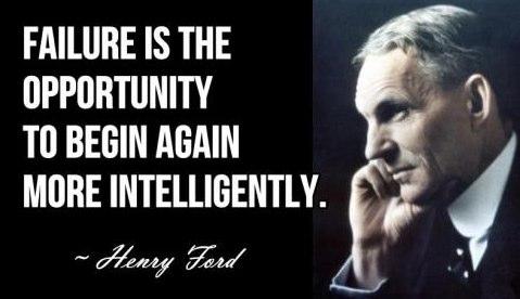 el fracaso es una oportunidad