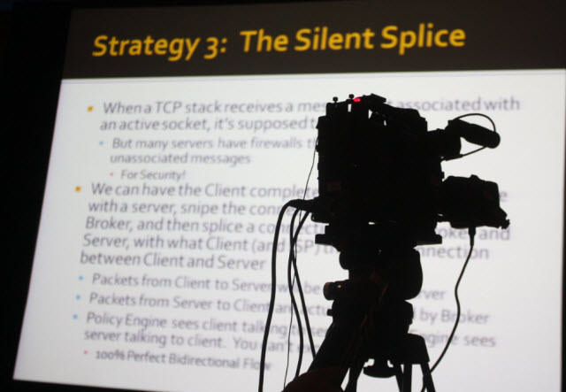 defcon silent splice