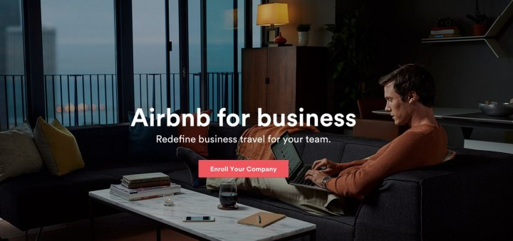Airbnb Business Travel