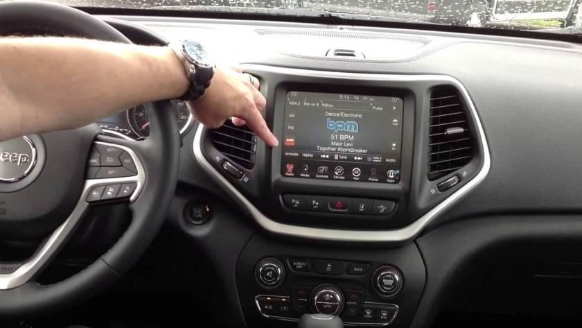 jeep uconnect sistema hackeado