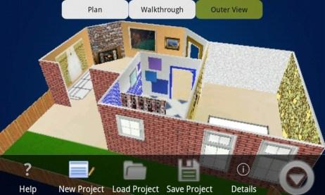 BuildApp, herramienta android para decoracion