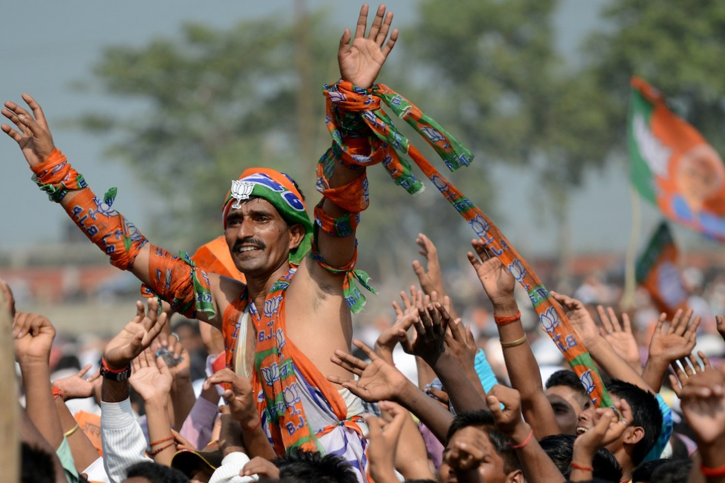 Fears of religious rioting haunt poll-bound India