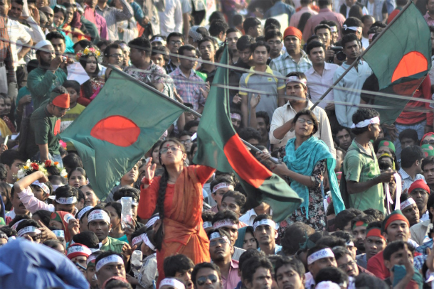 Rise of Bangladesh's Awami League
